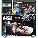 Revell Star Wars Rogue Uno Set Obi Wan Jedi, del modelo Kit