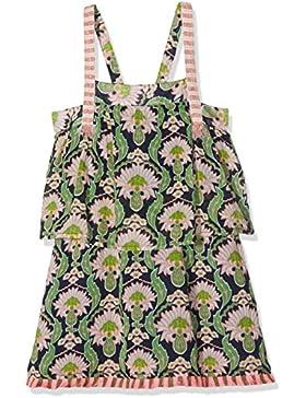 Scotch & Soda R'Belle Mädchen Strandkleid Layered Beach Dress with Tassles