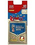 Panini WM Russia 2018 – Sticker – Blisterpack mit 12 Tüten - deutsche Ausgabe hergestellt von Panini