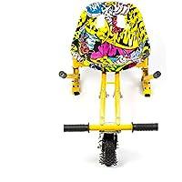 hoverkart–Ergänzung Kit Kart für Hoverboard Graffiti limitierte Edition....