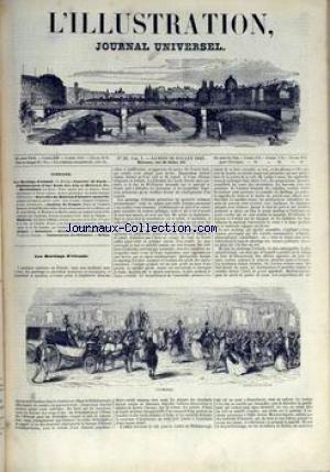 ILLUSTRATION (L') [No 21] du 22/07/1843