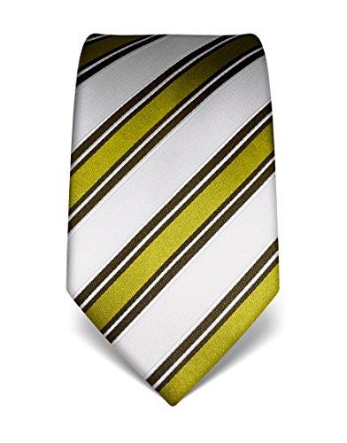 VB-Cravatta Uomo Seta a Righe-Molti colori disponibili