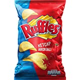 Ruffles Ketçaplı Parti Boy Patates Cipsi, 150 Gr.