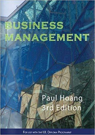 Business Management (Third Edition)