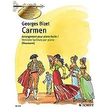 Carmen / Nussknacker / Die vier Jahreszeiten: 3 Hefte kplt.. Klavier. (Chef-d'œuvres classiques / I capolavori della musica classica)