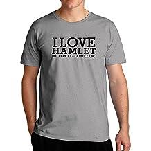 HAMLET INSPIRED WITTENBERG UNIVERSITAT SHAKESPEARE Men/'s T-Shirt