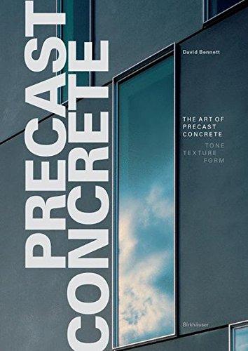 The Art of Precast Concrete: Colour, Texture, Expression -
