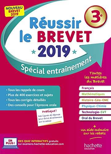 Réussir le BREVET 2019