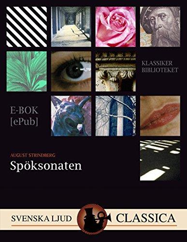 Spöksonaten (Swedish Edition)