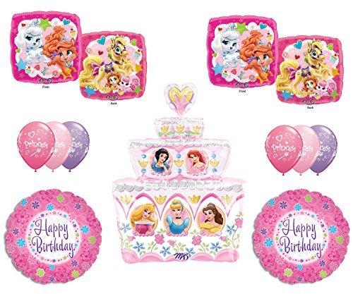 Disney Princess Palace Pets Happy Birthday Balloon Kit by Anagram