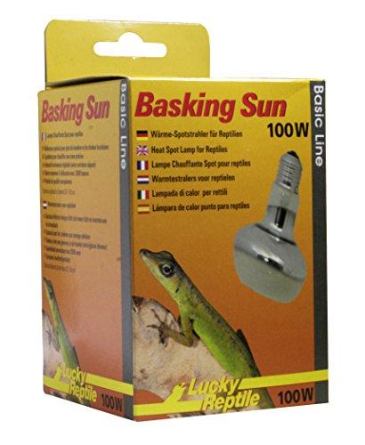 Lucky Reptile BS-100 Basking Sun 100 W