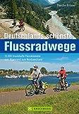 """Wohin soll die nächste Radreise gehen? Welche schönen Flüsse gibt es zu entdecken? """"Deutschlands schönste Flussradwege"""" beantwortet all diese Fragen. Das Buch präsentiert die Vielfalt des Radwegenetzes Deutschlands und beinhaltetneben den """"Klassikern..."""
