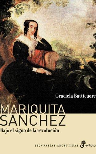 Pdf ebook búsqueda y descarga Mariquita Sánchez PDF FB2