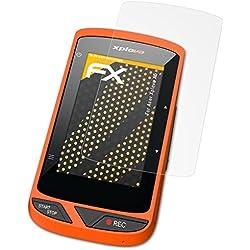 atFoliX Película Protectora Compatible con Acer Xplova X5 Lámina Protectora de Pantalla, antirreflejos y amortiguadores FX Protector Película (3X)