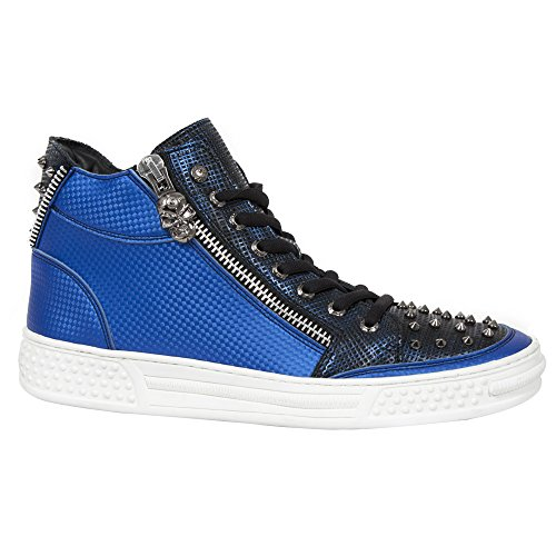 New Rock Pisa Blau Stiefel M.PS039-S19 Blue, blue