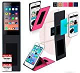 Siswoo A4 Plus Chocolate Hülle Cover Case in Pink -
