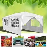 Hengda 3x6m Gazebo da Giardino Stabile Garden Pavilion Tenda da Giardino Padiglione Tenda della Birra