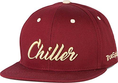 True Spin Chiller Snapback Cap Wine Herren Men Neu Truespin One Size (Spin Chiller)