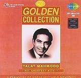 Golden Collection Talat Mahmood