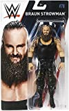 WWE Basic Series 78 Mattel Wrestling Action Figure - Braun Strowman The Monster Among Men