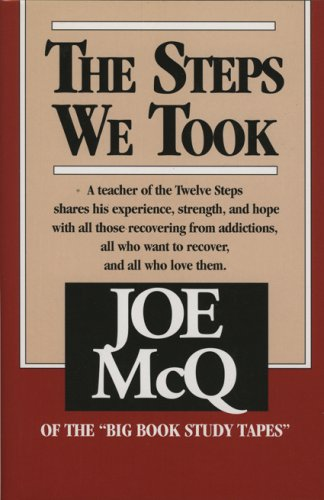Pdf the steps we took best book by joe mcq bjsbskkbajsbakj2 download ebook pdf the steps we took joe mcq description joe mcq an internationally respected teacher lecturer on the twelve step method offers countless fandeluxe