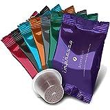 Pack especial 100 capsulas cafe compatibles intensidades varias