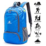 Best Backpack Hikings - Loocower Lightweight Hiking Travel Backpack, 35L Packable Ultralight Review
