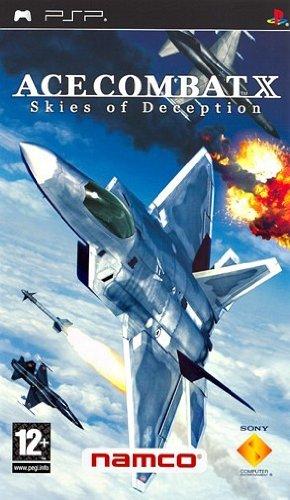 Sony Ace Combat X: Skies of Deception Platinum