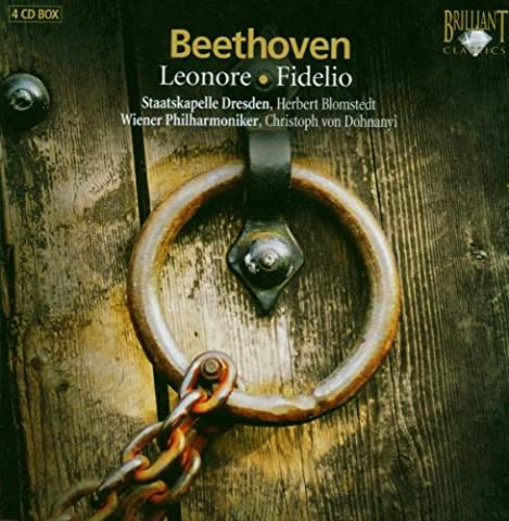 Beethoven : Leonore - Fidelio (Coffret 4 CD)