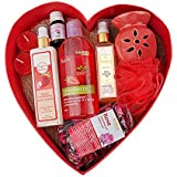 Bodyherbals Luxury Bath And Body Hamper Skin Care Spa Set (Combo Of 9)