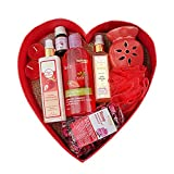 Bodyherbals Luxury Bath and Body Hamper Skin Care Spa Set