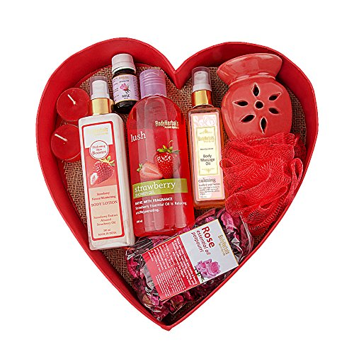 Body Herbals Luxury Bath And Body Spa Hamper Skin Care, Spa Set