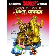 Astérix et Obélix (34) : L'anniversaire d'Astérix & Obélix : Le livre d'or