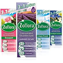 Zoflora Concentrated Disinfectant 120ml Assortment(12 x 120ml)