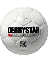 Derbystar ballon de football comet aPS-blanc/orange - 5 1173500100