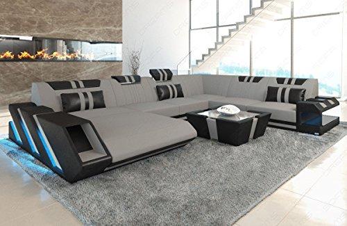Sofa Dreams Stoffsofa Wohnlandschaft Apollonia als XXL Ausführung