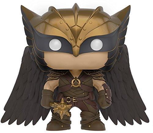 Funko - 378 - Pop - DC Comics - Legends Of Tomorrow - Hawkman, Figurines
