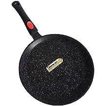Cflagrant® – Sartén para Crepes/Tortitas/skeppshult 28 cm Piedra inducción sin PFOA