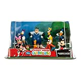 Official Disney Mickey Mouse Clubhouse Deluxe 10 Figurine Playset