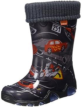 Toughees ShoesCharacter Welly with Removable Sock - Botas de Lluvia Unisex, para niños