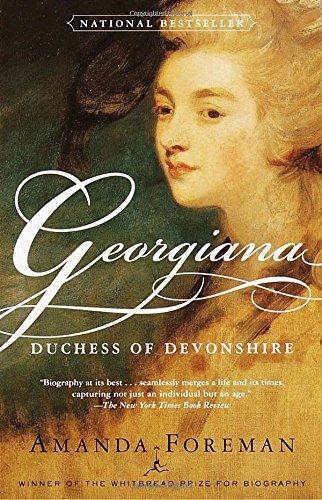 Georgiana Duchess of Devonshire (Living Language Series)