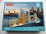 Cubic Fun–3d Puzzle Die Stadt von London Online (771mc253)