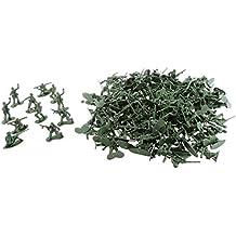 160 PCS Juguetes Soldados Figuras 6 Diversas Posiciones del Ejército Plástico