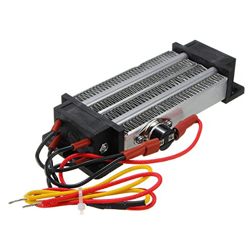 Ladicha 500W Ac 220V Ptc Heiz Element Heizung Keramik Thermostat Heizung (Ac Heater Motor)