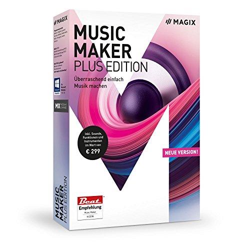 Studio Fl 7 (MAGIX Music Maker – 2018 Plus Edition – Musik produzieren, aufnehmen und mixen)