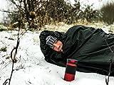 Wasserdichter, leichter Schlafsack/ Biwaksack, reißfest, hochwertig