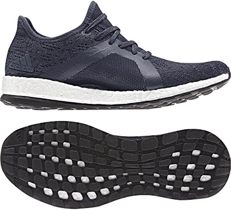 Adidas - PureBOOST X ELEMENT Damen Laufschuh schwarz ( 42 )