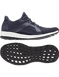 Adidas - PureBOOST X ELEMENT Damen Laufschuh schwarz ( 42.6666666666666 )