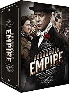 Boardwalk Empire - L'intégrale des saisons 1 à 5 - DVD - HBO (B00YZH1O5Y) | Amazon price tracker / tracking, Amazon price history charts, Amazon price watches, Amazon price drop alerts