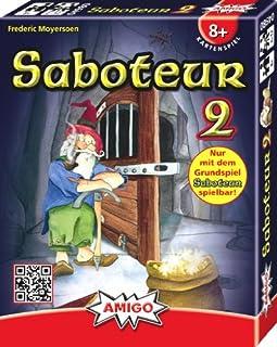 AMIGO 04980 - Saboteur 2, Kartenspiel (B00GVM2MOS) | Amazon Products